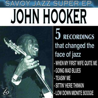 Savoy Jazz Super EP:John Hooker