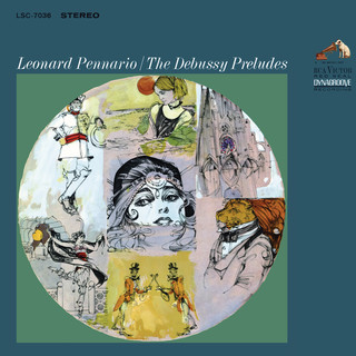 Pennario Plays Debussy Preludes (Remastered)