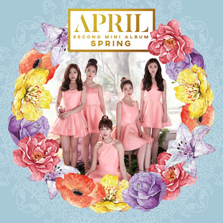 APRIL 2nd Mini Album \'Spring\'