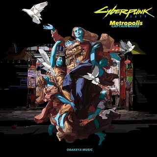 Cyberpunk 2077:Metropolis