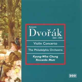 Dvorak:Violin Concerto Etc.