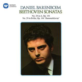 Beethoven:Piano Sonatas Nos. 28 & 29 \