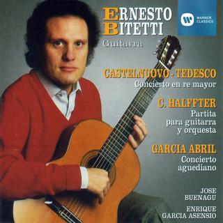 Obras De Castelnuovo - Tedesco, Halffter, García Abril