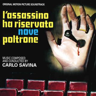 L\'assassino Ha Riservato Nove Poltrone (Original Motion Picture Soundtrack)