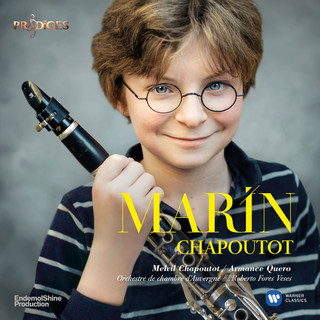 Marin Chapoutot (Les Prodiges Season 3) - Mozart:Clarinet Concerto In A Major, K. 622:II. Adagio