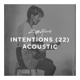 Intentions (22) (Acoustic)
