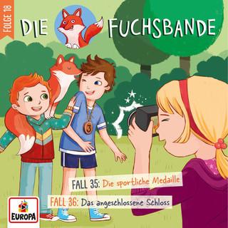 018 / Fall 35:Die Sportliche Medaille / Fall 36:Das Angeschlossene Schloss