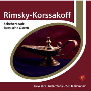 Rimsky - Korssakoff:Scheherazade / Russian Easter Overture
