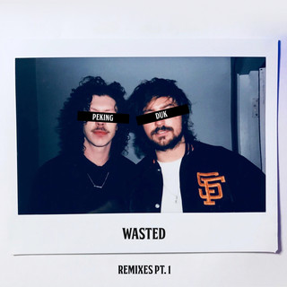 Wasted (Remixes Pt. 1)