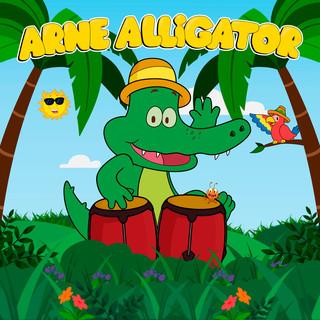 Arne Alligator (Dansk)