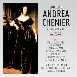 Umberto Giordano:Andrea Chenier