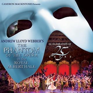 歌劇魅影 25 週年舞台版特輯 (The Phantom Of The Opera At The Royal Albert Hall)
