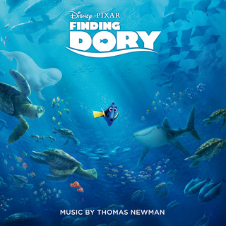 Finding Dory (海底總動員 2:多莉去哪兒電影原聲帶)