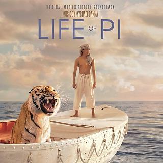 少年 Pi 的奇幻漂流電影原聲帶 (Life Of Pi Original Motion Picture Soundtrack)