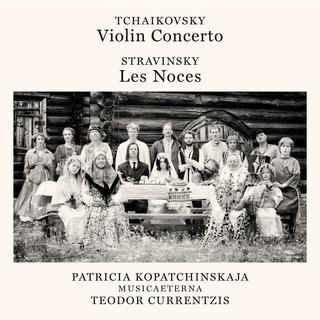 Tchaikovsky:Violin Concerto, Op. 35 - Stravinsky:Les Noces