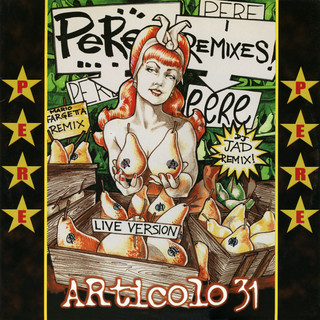 Pere (Remixes And Live Version)