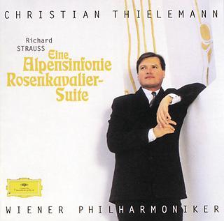 Strauss, R.:Eine Alpensinfonie; Rosenkavalier - Suite