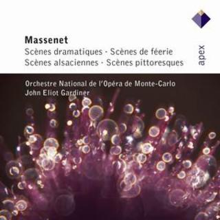 Massenet:Scenes , Le Dernier Sommeil De La Vierge & Don Quichotte