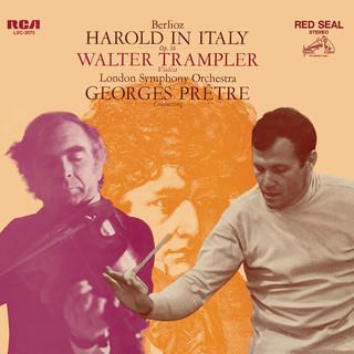 Berlioz:Harold In Italy, H 68, Op. 16