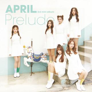 APRIL 3rd Mini Album \'Prelude\'