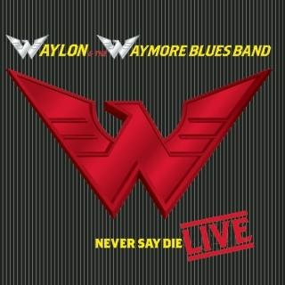 Never Say Die (Live)