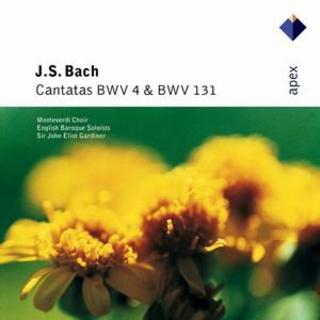J.S. Bach:Cantatas BWV Nos. 4 & 131
