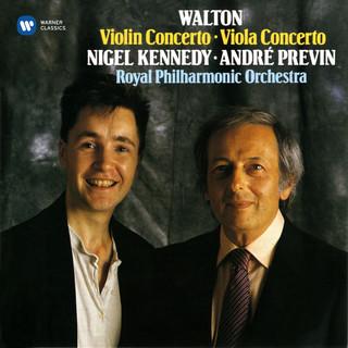 Walton:Violin Concerto & Viola Concerto