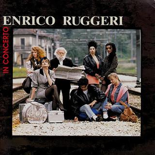 Enrico Ruggeri In Concerto