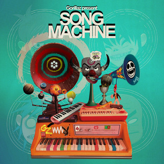 Song Machine:How Far ? (Feat. Tony Allen And Skepta)