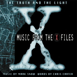 X 檔案電視原聲帶 (The Truth And The Light:Music From The X - Files)