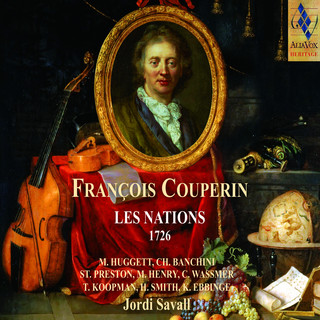 François Couperin:Les Nations (Remastered)