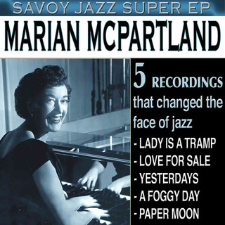 Savoy Jazz Super EP:Marian McPartland