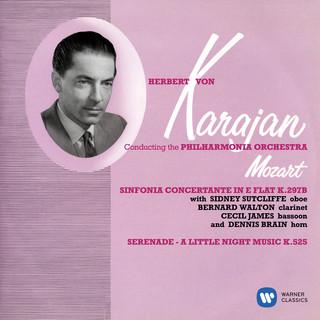Mozart:Sinfonia Concertante & Serenade \