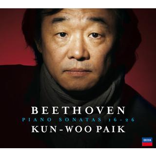 Beethoven:Piano Sonatas Nos.16 - 26