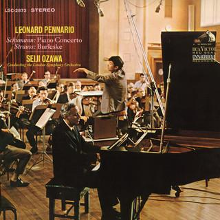 Schumann:Piano Concerto, Op. 54 - Strauss:Burleske