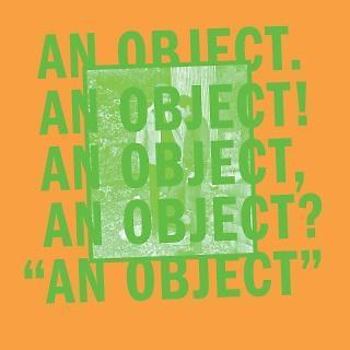 天地萬物 (An Object)