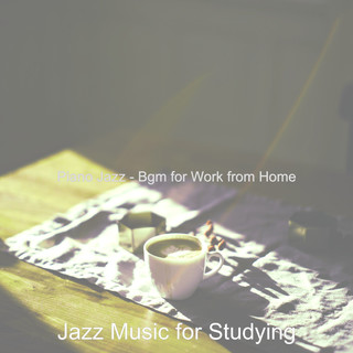 Piano Jazz - Bgm For Work From Home