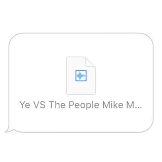 Ye vs The People