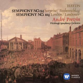 Haydn:Symphonies Nos 94 \