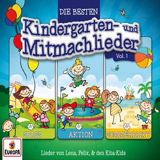 01 / 3er Box (Die Besten Kindergarten - & Mitmachlieder)