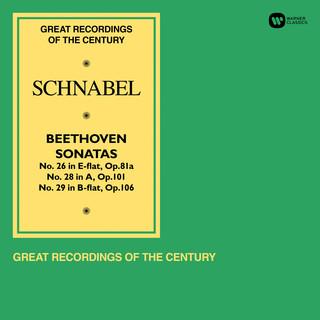 Beethoven: Piano Sonatas Nos 26
