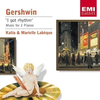 Gershwin:Music For Two Pianos
