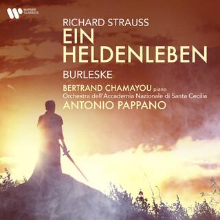 Strauss:Ein Heldenleben & Burleske