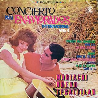 Concierto Para Enamorados Internacional, Vol.4 (Instrumental)