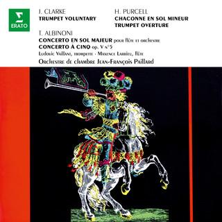 Clarke:Trumpet Voluntary - Purcell:Chaconne En Sol - Albinoni:Concertos, Op. 7 No. 4 & Op. 5 No. 5