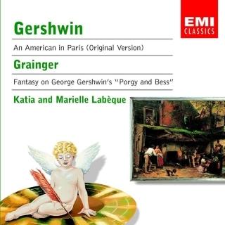 Gershwin:An American In Paris / Fantasy On Porgy & Bess