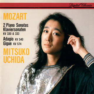 Mozart:Piano Sonatas Nos. 10 & 13; Adagio In B Minor; Kleine Gigue In G Major
