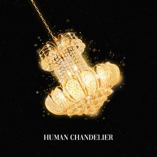 Human Chandelier
