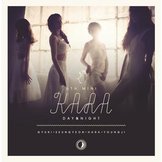 카라(KARA) 6th Mini Album (Day & Night)