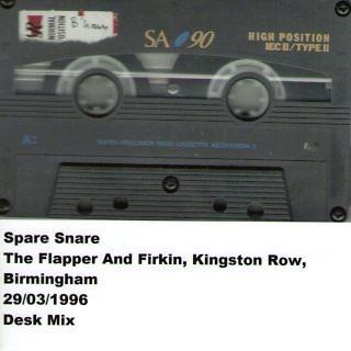 The Flapper And Firkin, Kingston Row, Birmingham, 29. 03. 1996